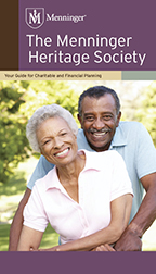 The Menninger Heritage Society newsletter
